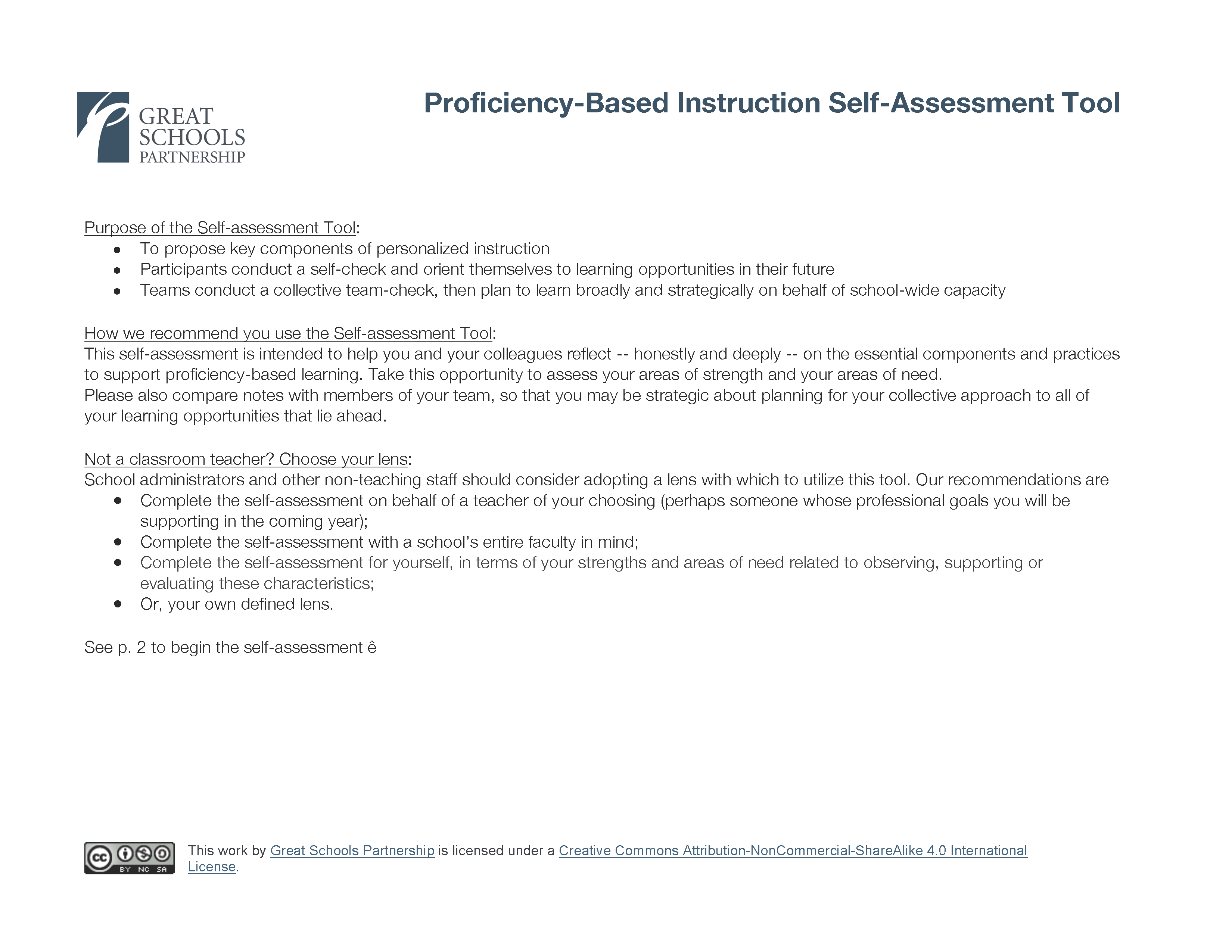 Pages from L5_Self-Assessment-Tool (1) | Great Schools Partnership