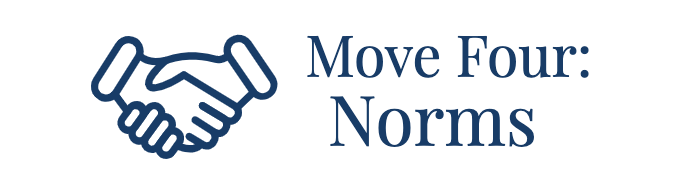 Move Four: Norms